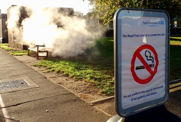 No Smoking by nclark