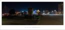 Evening promenade by parallax