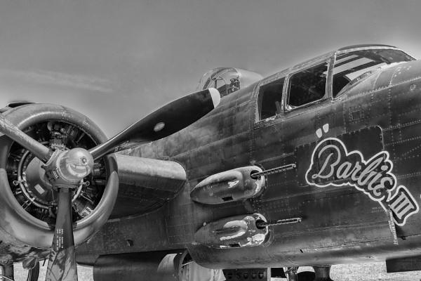 WWII B25 Bomber by jbsaladino