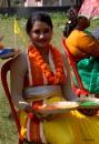 Dress For Holi(Basant Utsav / Spring Festival) by debu