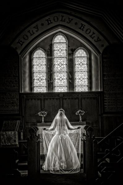 Window Bride by Pete2453