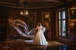 Bridal at Ripley Castle