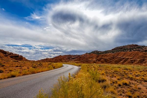 Scenic Road by mlseawell