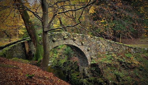 autumn - bridge 1787 r. by atenytom