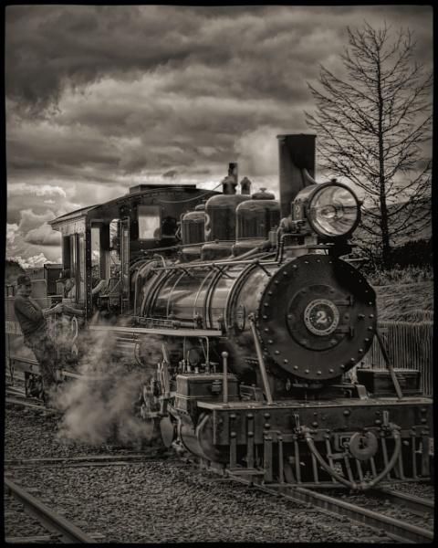Take The Slow Train by tralfamadorean