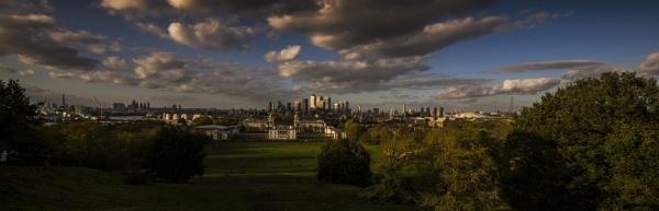 London Skyline by ChristopherA