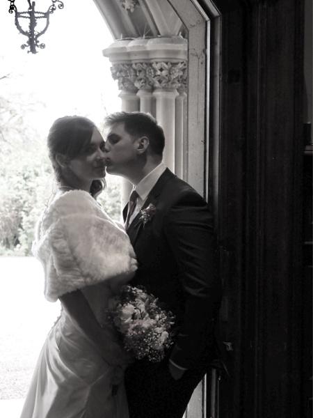 Bride and Groom by caj26