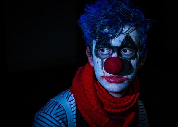 Portrait-Halloween by Flymoman
