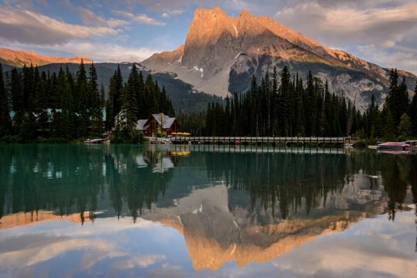 Emerald Lake by Rick51