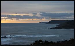 Gower Coast Sunset