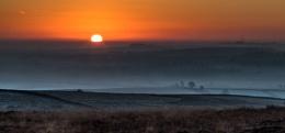 Curbar Dawn