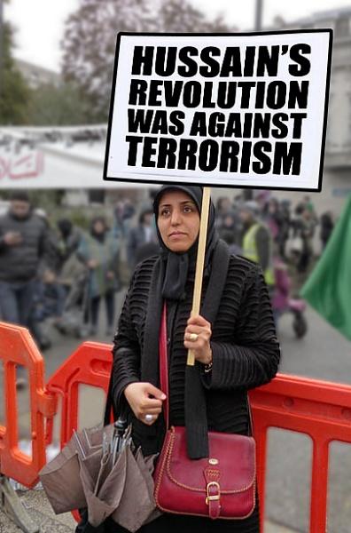 Hussain\'s Revolution by kombizz