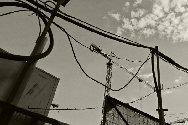 sky_lines by leo_nid