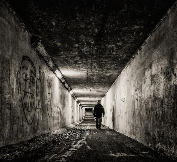 Underpass by 62Baldrick59
