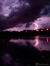 One of those stormy nights..