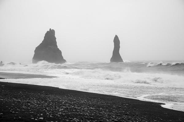 Black Beach by sjk123