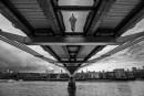 Millenium Bridge by PLCimagery