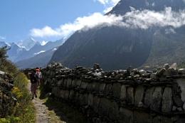 Prayer Wall, Langtang