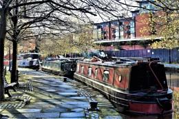 bridgewater canal castlefield