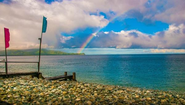 Rainbow by walk8