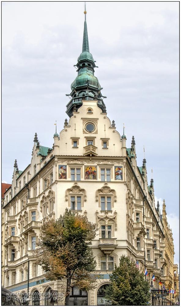 Hotel Paris Prague By Trevbatwcc