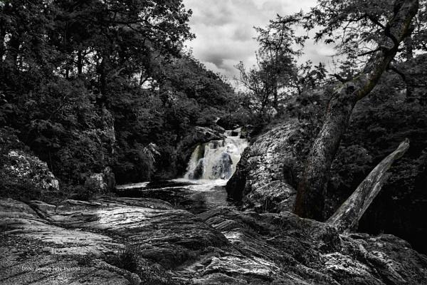 Beezley Falls, Ingleton by Seamuscamp