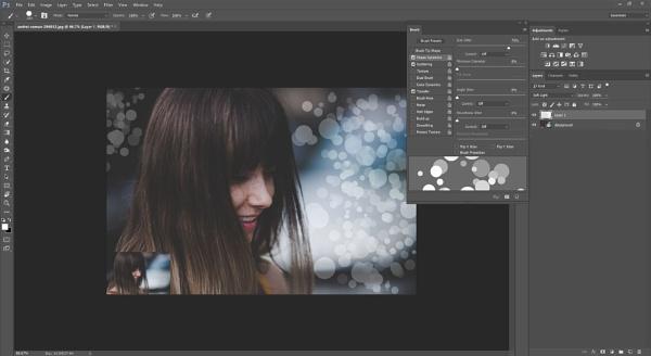 Simple Bokeh in Photoshop by Robert51