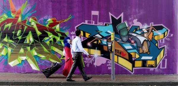 Grafitti by optik
