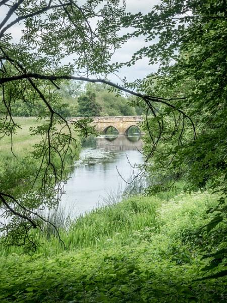 Sturminster bridge by HelenHiggs