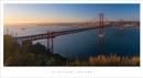 25 De Abril Bridge by parallax