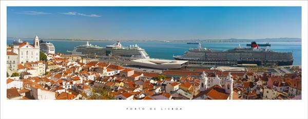 Porto de Lisboa by parallax