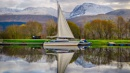 Caledonian canal by Armakk