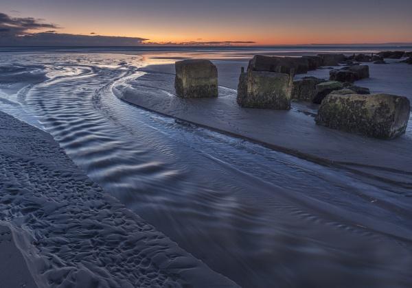 Fraisthorpe beach 2 by pink