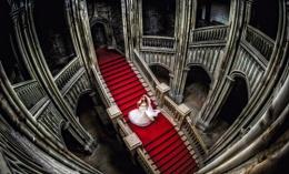 Margam Stairs