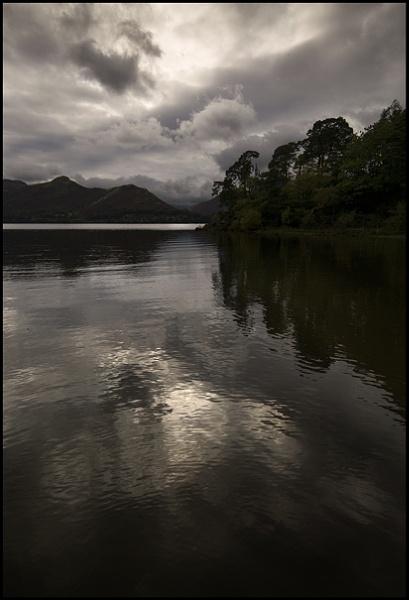 Moody ol\' Derwentwater....... by Niknut