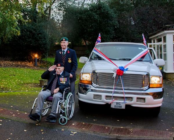 99 Year Old Veteran by sweetpea62