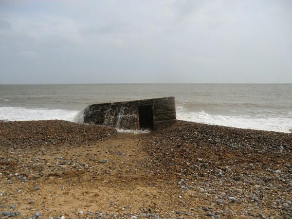Claimed by the Sea. by Gypsyman