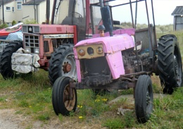 Fishermen's Tractors
