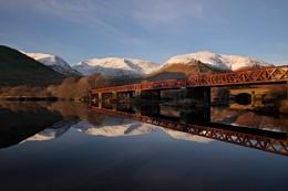 Loch Awe Railway Bridge