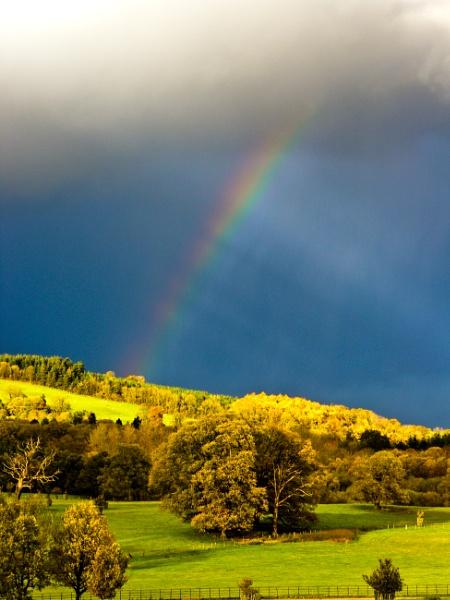Rainbow\'s end. by Drighlynne