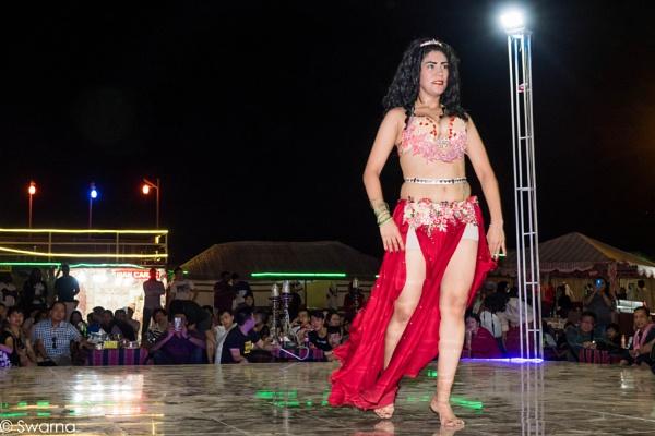Belly Dancing ... by Swarnadip