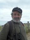 A Cornish bird watcher by JuBarney