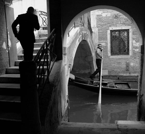 Gondolier. by stevo123