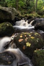 Padley Falls by Trevhas