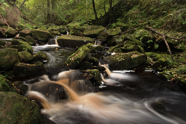Padley Torrent by Trevhas