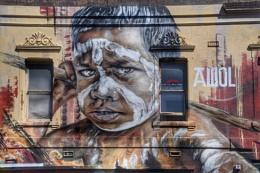 The Aboriginal boy