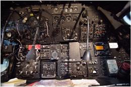 Avro Vulcan Navigator's Control Panel