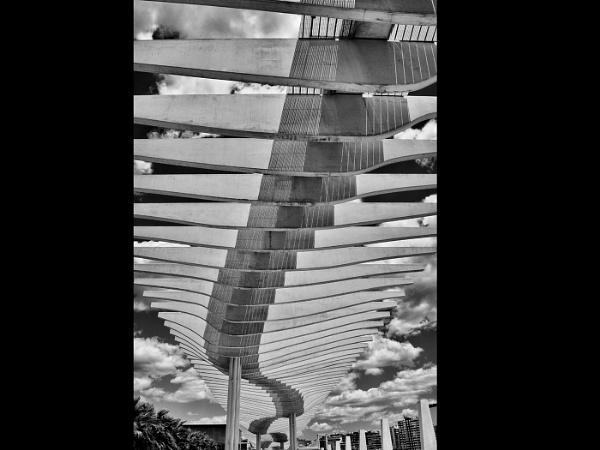 Fishbone walkway by Digic51