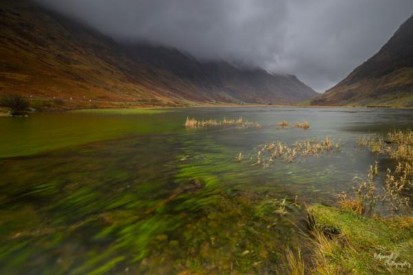 Loch Achtriochtan by PMWilliams