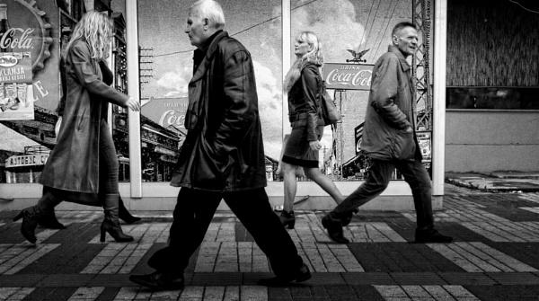 City Life XXIX by MileJanjic